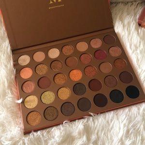 Morphe 35 G eyeshadow palette